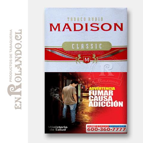 Tabaco Madison Classic ($5.490 x Mayor)