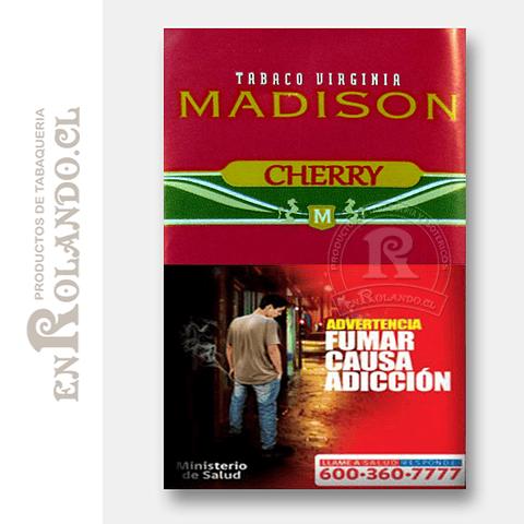 Tabaco Madison Cherry ($5.490 x Mayor)