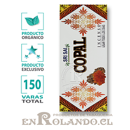 Incienso Orgánico Copal ($3.990 x Mayor)