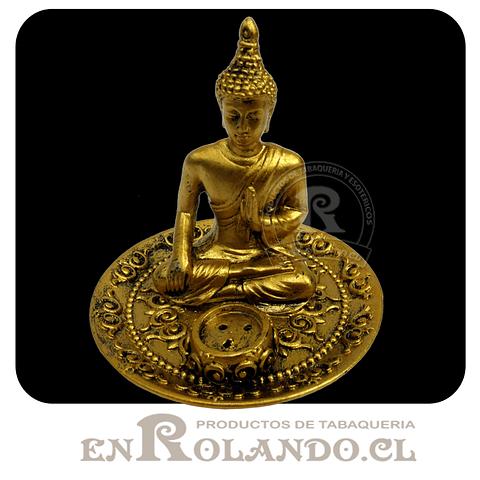 Porta Incienso Buda Dorado ($5.990 x Mayor)