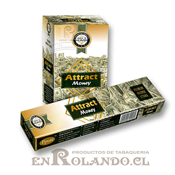 "Incienso Made in Heaven ""Atrae Dinero"" - 12 Cajitas"