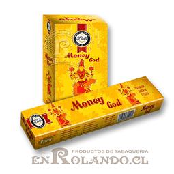 """Incienso Made in Heaven """"Dios del Dinero"""" - 12 Cajitas"""