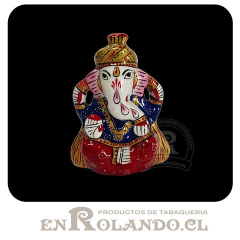 Ganesha Metálico Esmaltado #450 ($2.990 x Mayor)