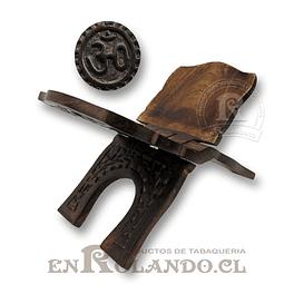 Exhibidor Libro Madera Tallada ($7.990 x Mayor)
