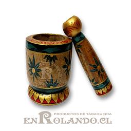 Mortero Madera 8 cm ($5.990 x Mayor)