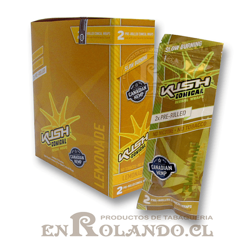 Cono Kush Limonada ($1.000 x Mayor)