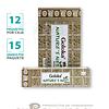 """Incienso Goloka """"Nido Natural"""" - 12 Cajitas de 15 gr."""