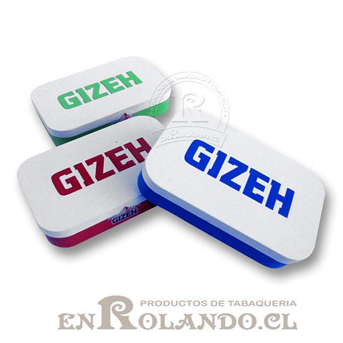 Caja Metálica Gizeh - 2 Papelillos ($1.690 x Mayor)