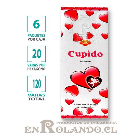 "Incienso SAC ""Cupido"" ($1.600 x MAYOR) - 120 varas"