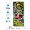 """Incienso SAC  """"Pino"""" ($1.600 x MAYOR) - 120 varas"""