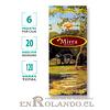 """Incienso SAC """"Mirra"""" ($1.600 x MAYOR) - 120 varas"""