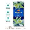 "Incienso SAC  ""Vainilla"" ($1.600 x MAYOR) - 120 varas"