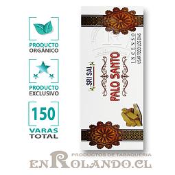 Incienso Orgánico Palo Santo ($3.990 x Mayor)