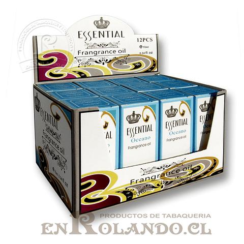 "Esencia Aromática Essential ""Oceano"" ($790 x Mayor)"