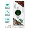 Incienso Orgánico Ruda ($3.990 x Mayor)