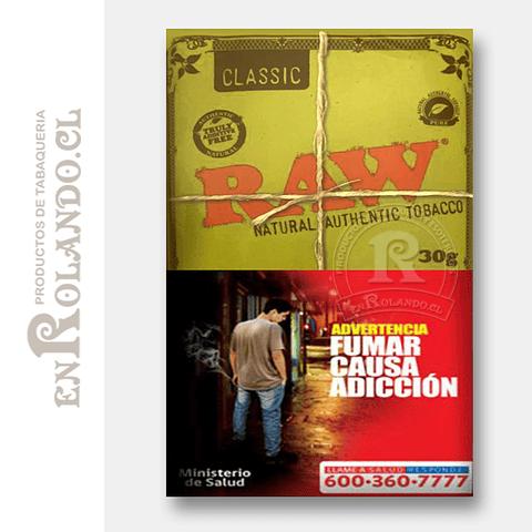 Tabaco Raw Clasic ($5.490 x Mayor)