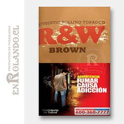 Tabaco R&W Brown ($5.490 x Mayor)