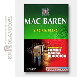 "Tabaco Mac Baren ""Virginia Blend"" ($4.990 x Mayor)"