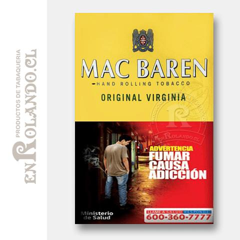 "Tabaco Mac Baren ""Original Virginia"" ($4.990 x Mayor)"