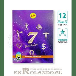 "Sahumerio SreeVani ""Siete Poderes"" - 12 Copas ($1.490 x Mayor)"