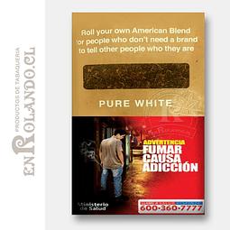 "Tabaco No Name ""Pure White"" ($4.990 x Mayor)"