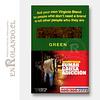 "Tabaco No Name ""Green"" ($4.990 x Mayor)"