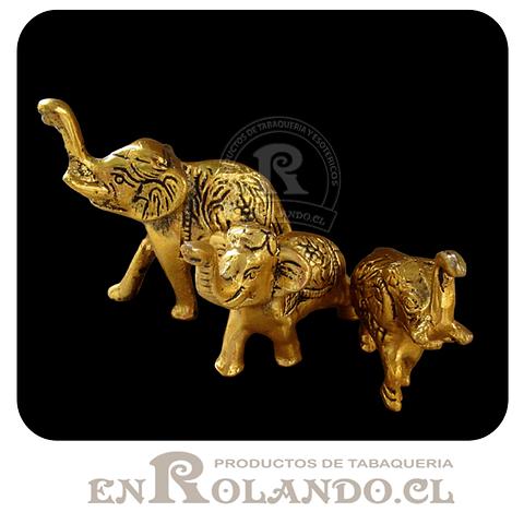 Set 3 Elefantes Metal #427 ($9.990 x Mayor)