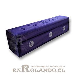 Porta Incienso Cofre Color ($3.490 x Mayor)