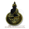 Porta incienso Plato Buda #FZ-035 ($4.990 x Mayor)