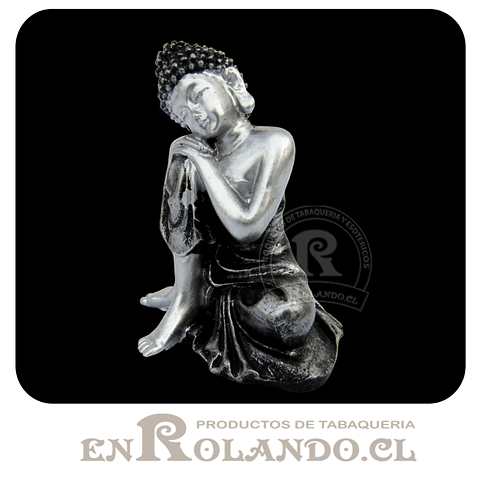 Figura Buda Sentado #7577-003 ($1.490 x Mayor)