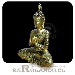 Figura Buda Sentado Dorado #33020 ($7.990 x Mayor)