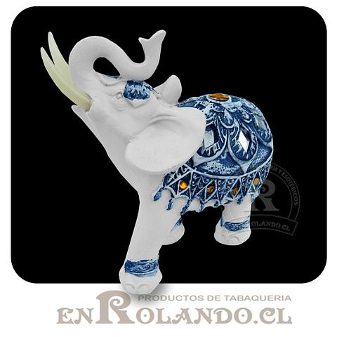 Elefante Blanco Decorado #24272 ($4.990 x Mayor)