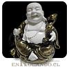 Buda Sonriente Blanco #33021 ($5.990 x Mayor)