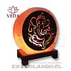 Lampara de Sal 3D Ganesha ($24.990 x Mayor)