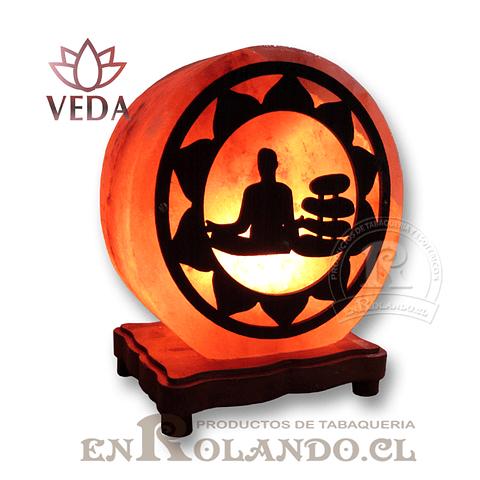 Lampara de Sal 3D Yoga ($24.990 x Mayor)