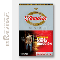 Tabaco Flandria Silver 40 grs ($7.800 x Mayor)