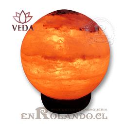 Lampara de Sal Esfera ($19.990 x Mayor)