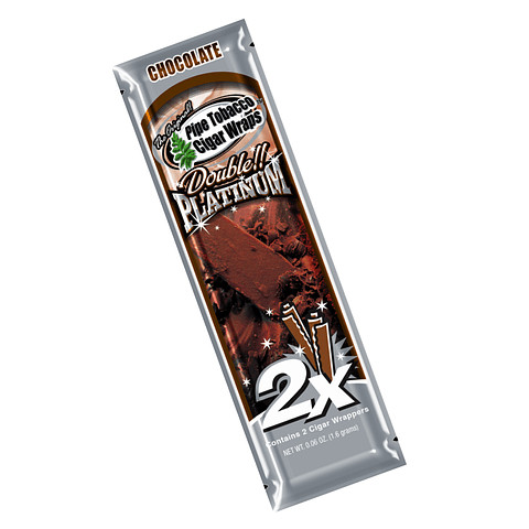 Blunt Wrap Platinum Chocolate ($500 x Mayor)