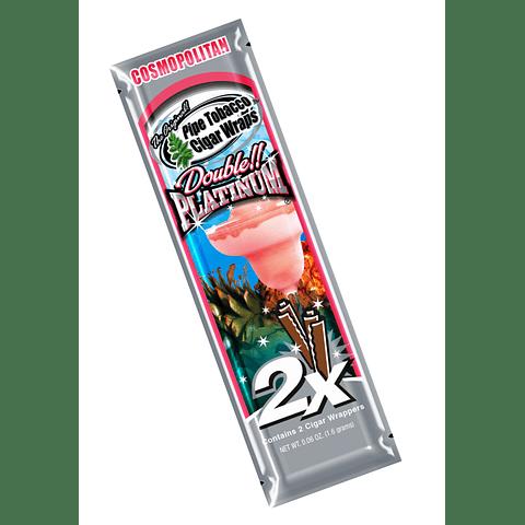 Blunt Wrap Platinum Cosmopolitan ($500 x Mayor)