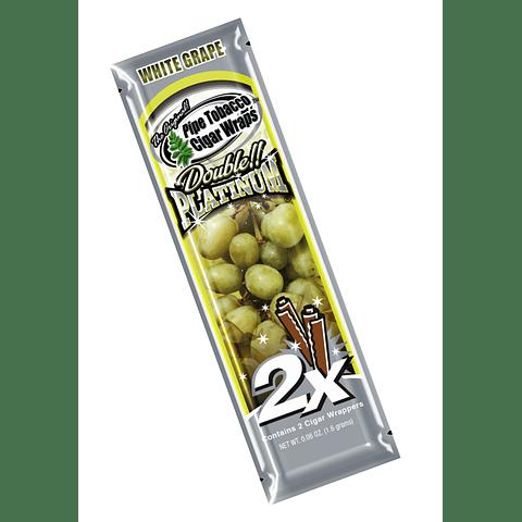 Blunt Wrap Platinum White Grape ($500 x Mayor)