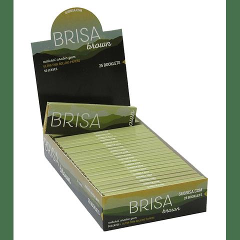 Papelillo Brisa Brown 1 ¼ - Display
