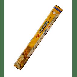 "Incienso SAC  ""Fortuna"" Caja de 6 Hexágonos - 120 varas"
