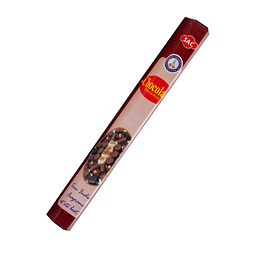"Incienso SAC ""Chocolate"" Caja de 6 Hexágonos  - 120 varas"
