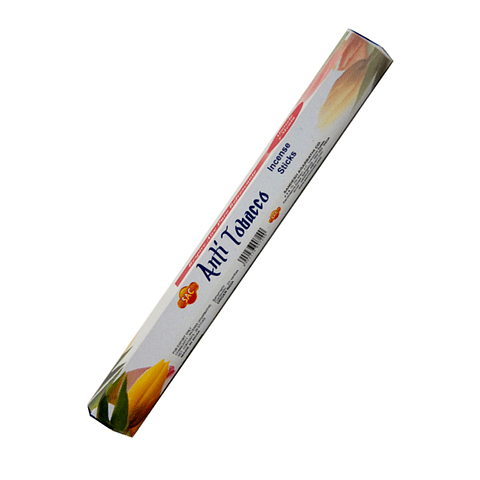 "Incienso SAC  ""Anti Tabaco"" ($1.600 x MAYOR) - 120 varas"