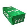 Papelillos OCB Verde  #1 - 50 libritos - Display
