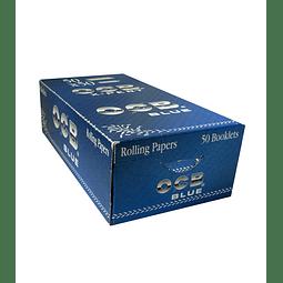 Papelillos OCB X-Pert Blue #1 - 50 libritos- Display