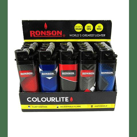 Encendedor Ronson Diseños - Display