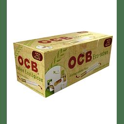 Tubos con Filtro OCB Orgánicos - Cajetilla ($2.000 x Mayor)