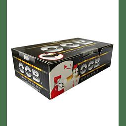 Tubos con Filtro OCB Premium - Cajetilla ($790 x Mayor)