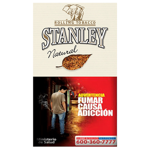 Tabaco Stanley Natural ($6.490 x Mayor)